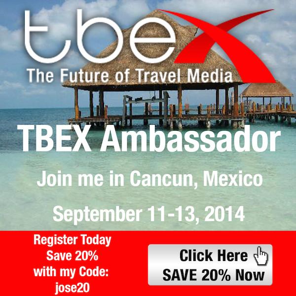 tbex Cancún ambassador