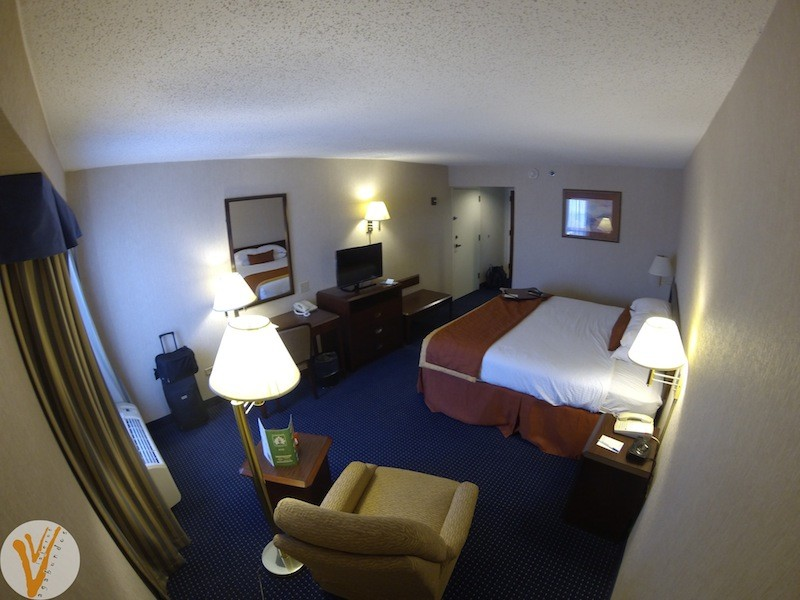 Cuarto de Hotel Tonight Monterrye