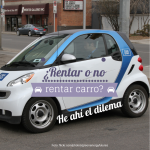 ¿Rentar o no Rentar Carro? He Ahí el Dilema