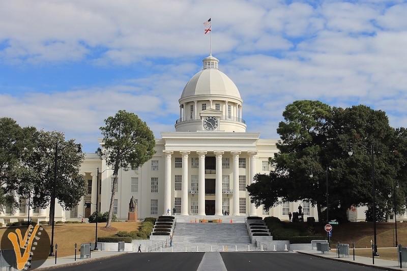 Capitolio del Estado de Alabama