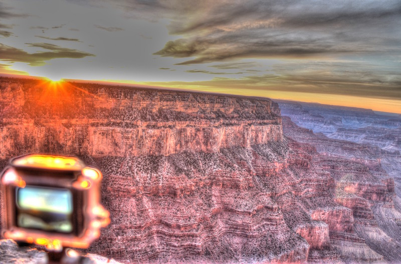 Viajar a Estados Unidos y conocer el Gran Cañón