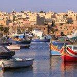 Bellos paisajes y estudiar inglés en Malta