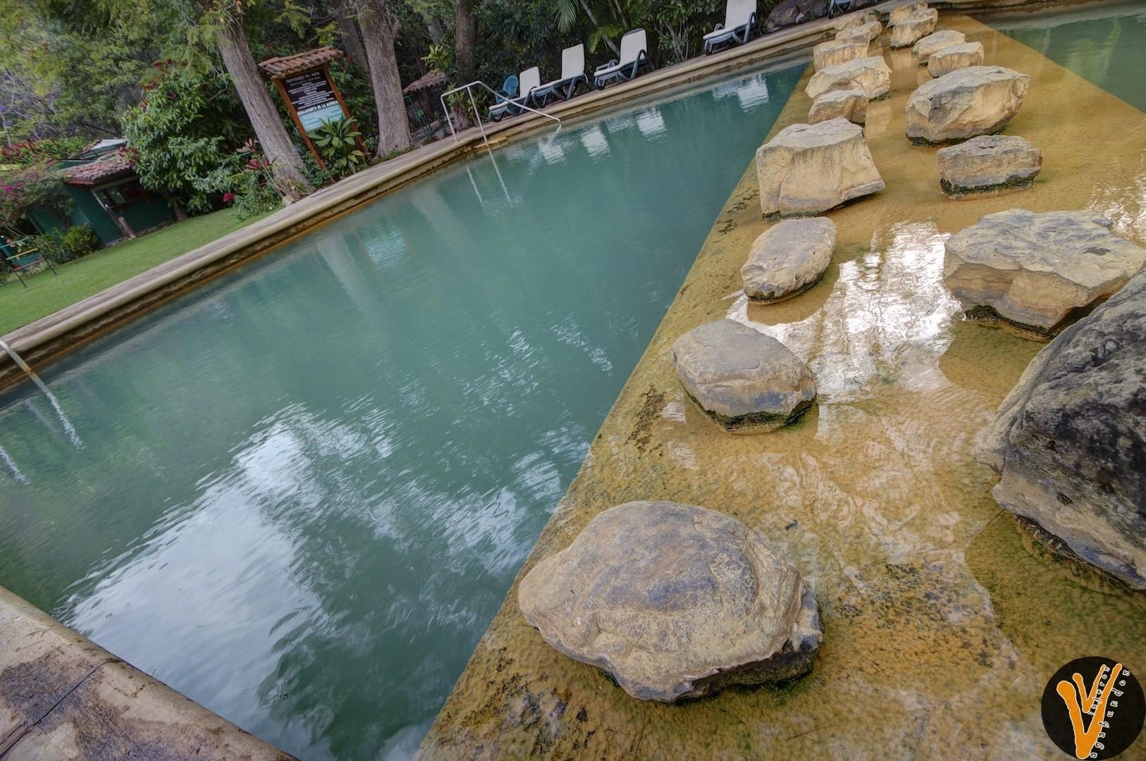 Un Pedazo de Paraíso en Michoacán Llamado Agua Blanca