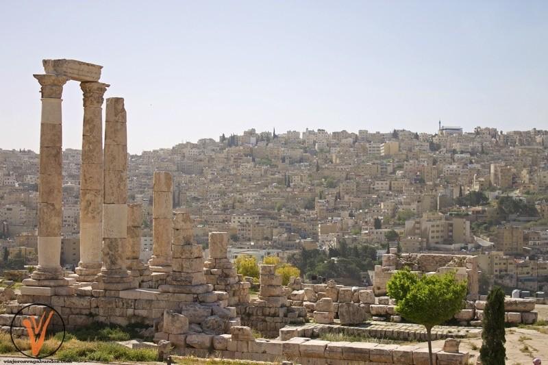 Templo de Hércules en la Ciudadela