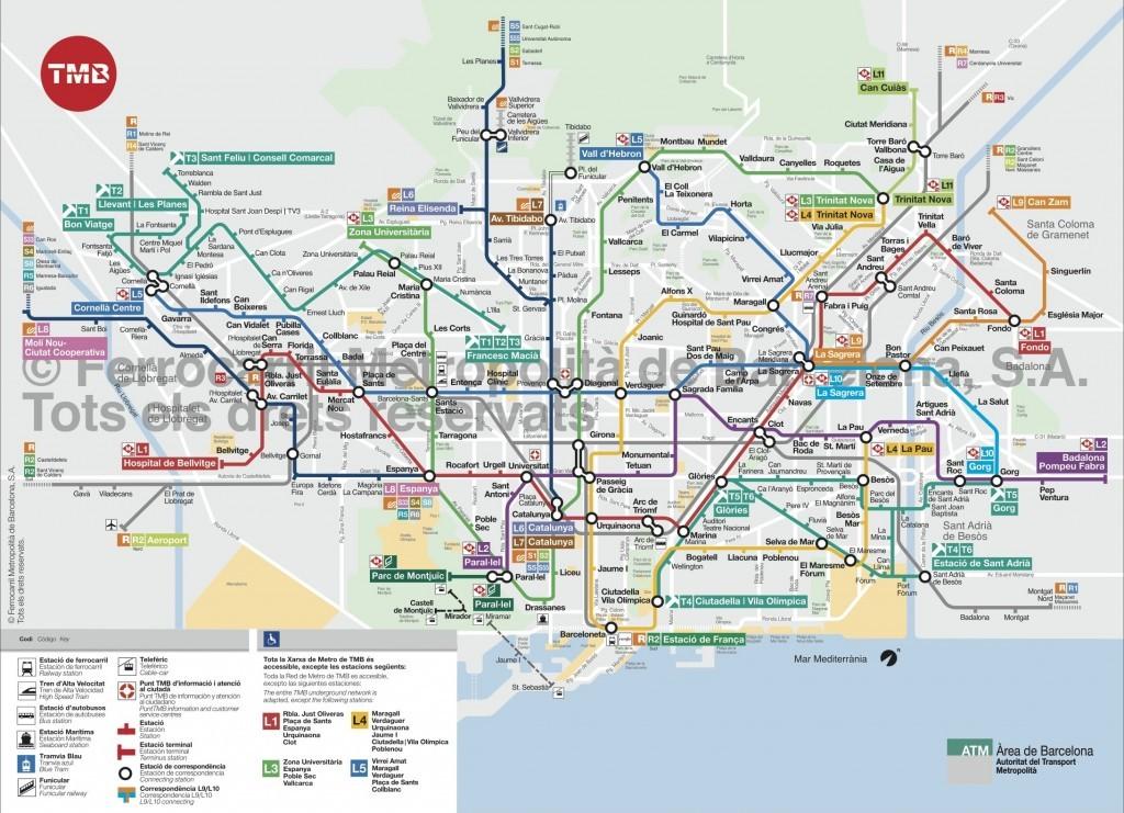 Red de transporte público