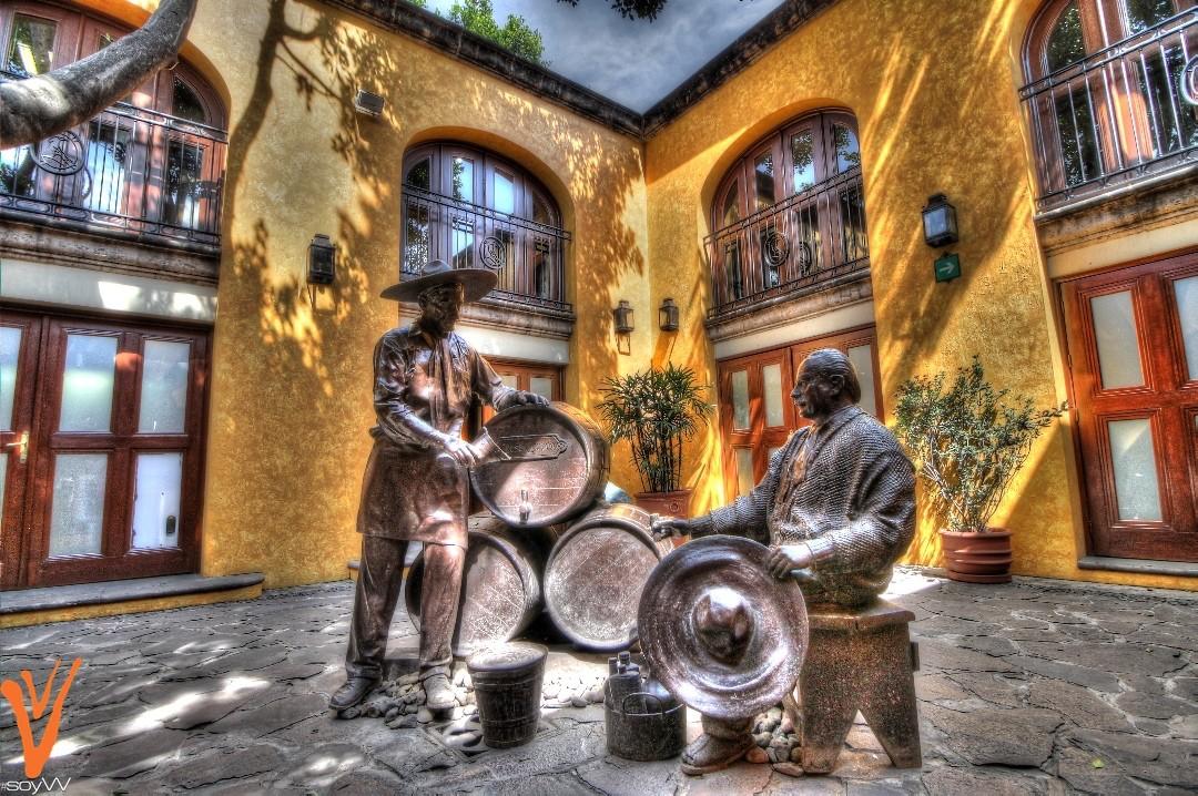 Hasta el Mero Tequila para Ver Cómo se Hace el Tequila José Cuervo