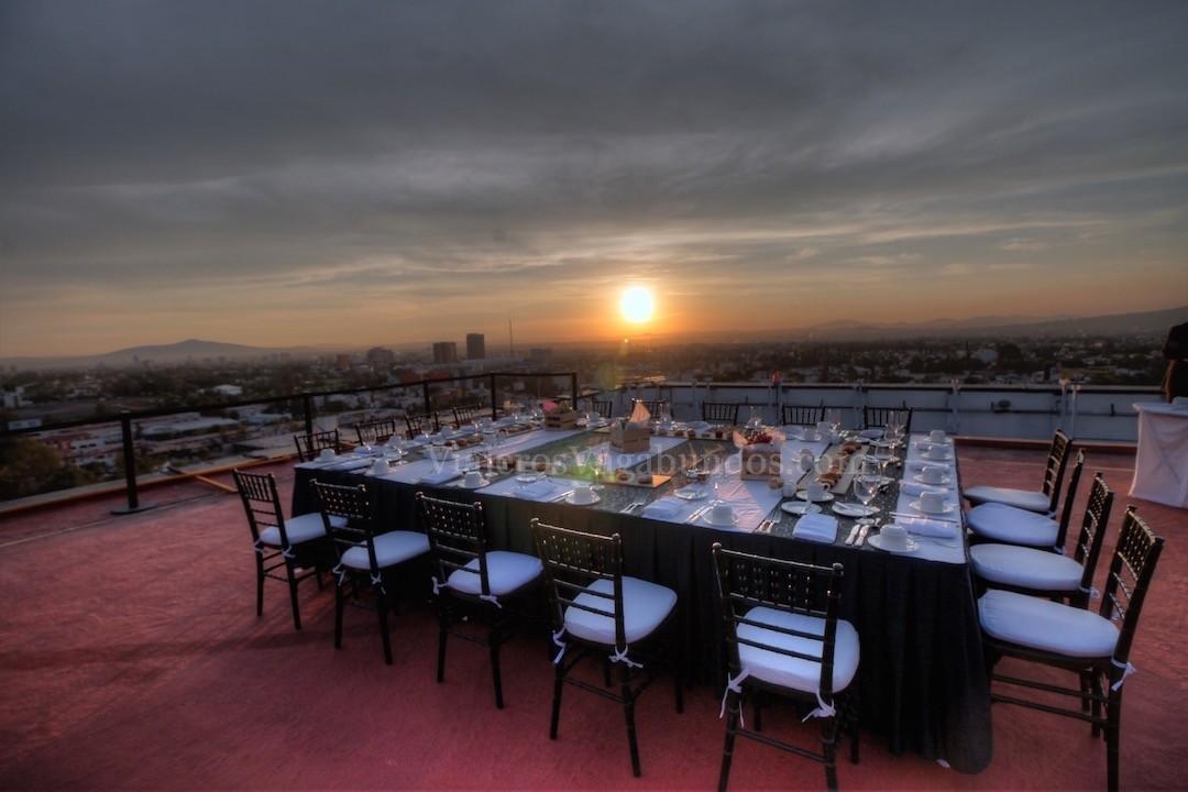 hotel de lujo en Guadalajara