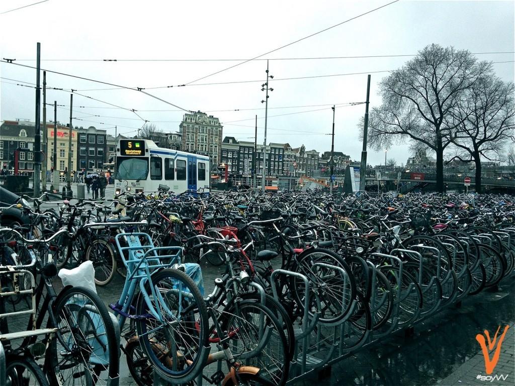 bicicletas Ámsterdam