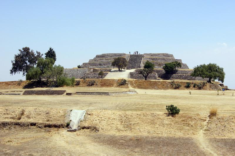 Zona Arquológica de Xochitécatl
