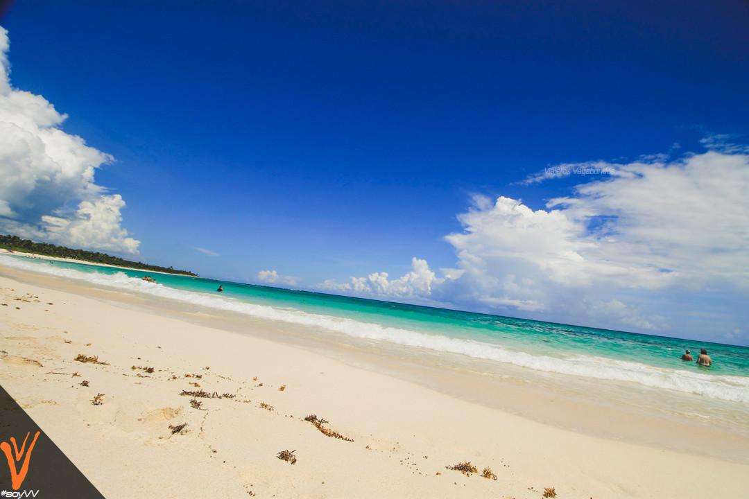 Playa de Xcacel