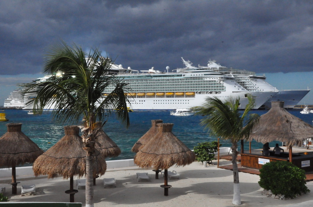 crucero en Cozumel