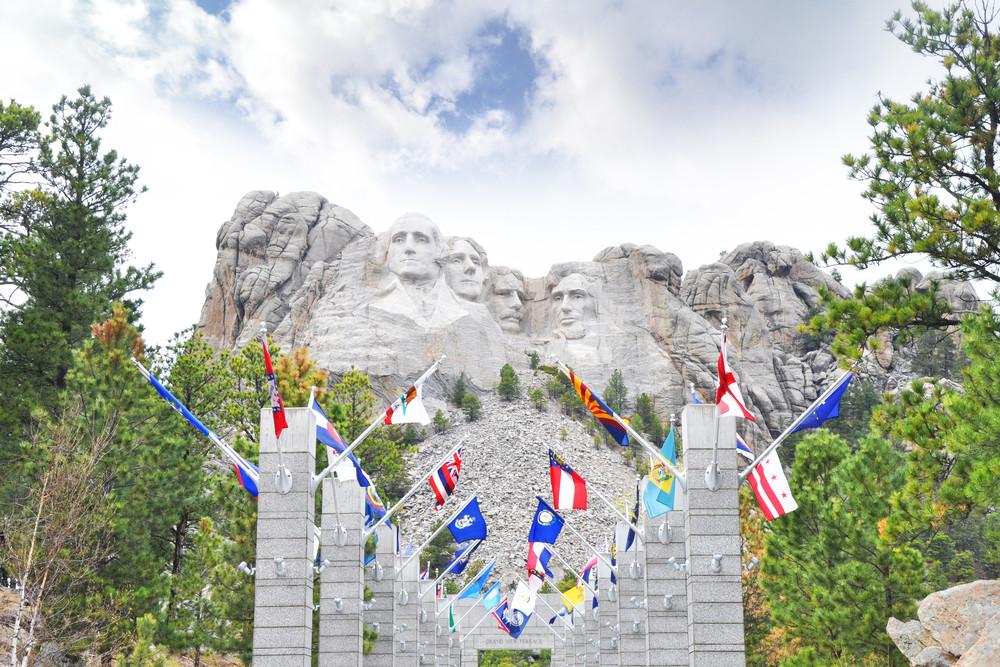 Viajar a Estados Unidos y Conocer Mt Rushmore