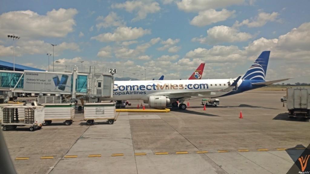 Avión Copa Airlines