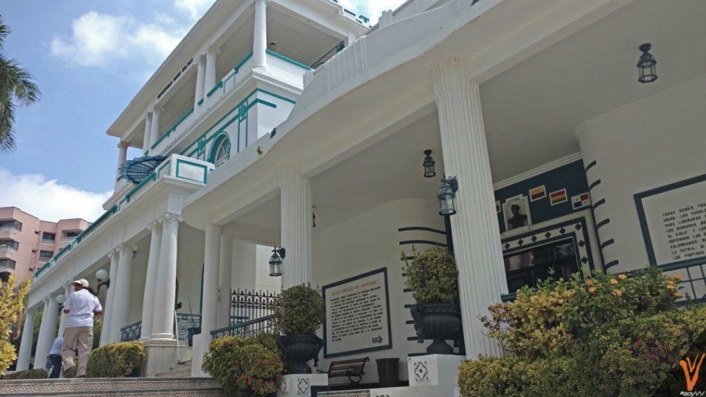 Barrio el Prado en Barranquilla