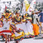 Carnaval de Barranquilla Colombia y Lugares Turísticos