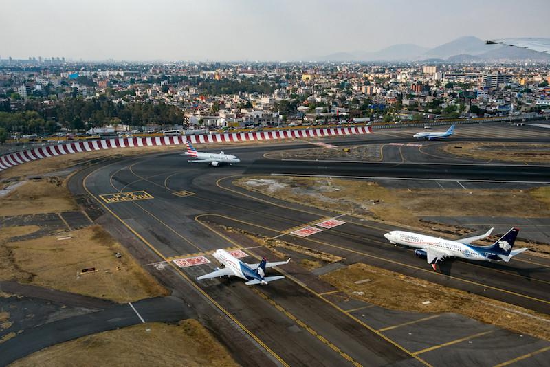 Detalles del Nuevo Aeropuerto Internacional de la Ciudad de México