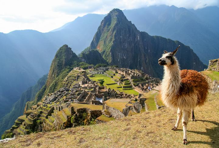 paquetes para viajar a Machu Picchu