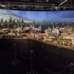 Develan Espectacular Modelo a Escala de lo que Será Star Wars Lands en Disney