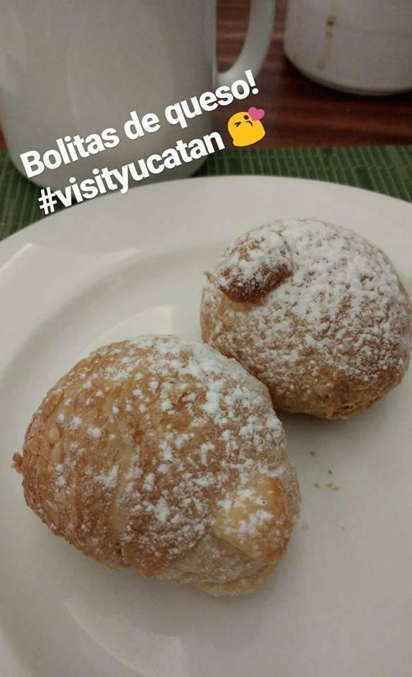 Bolitas de queso en Mérida Yucatán