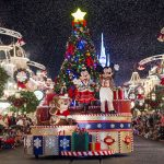 """Mickey's Very Merry Christmas Party"" en Walt Disney World Resort"