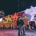 Visitamos la Villa Iluminada en Atlixco Puebla