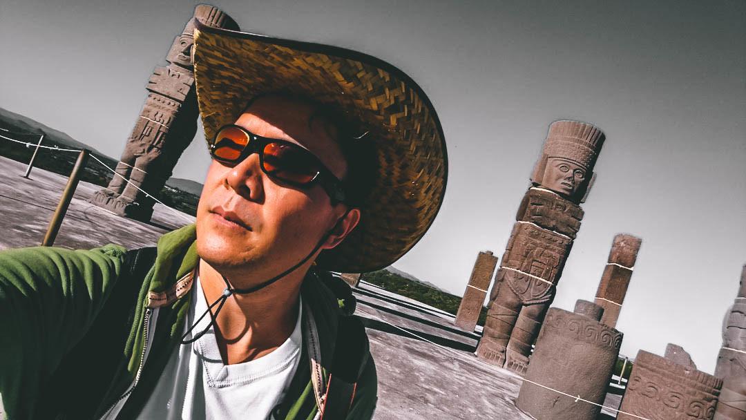 cómo llegar a la zona arqueológica de Tula