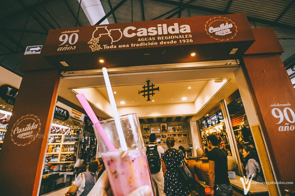 Bebidas tradicionales de Oaxaca