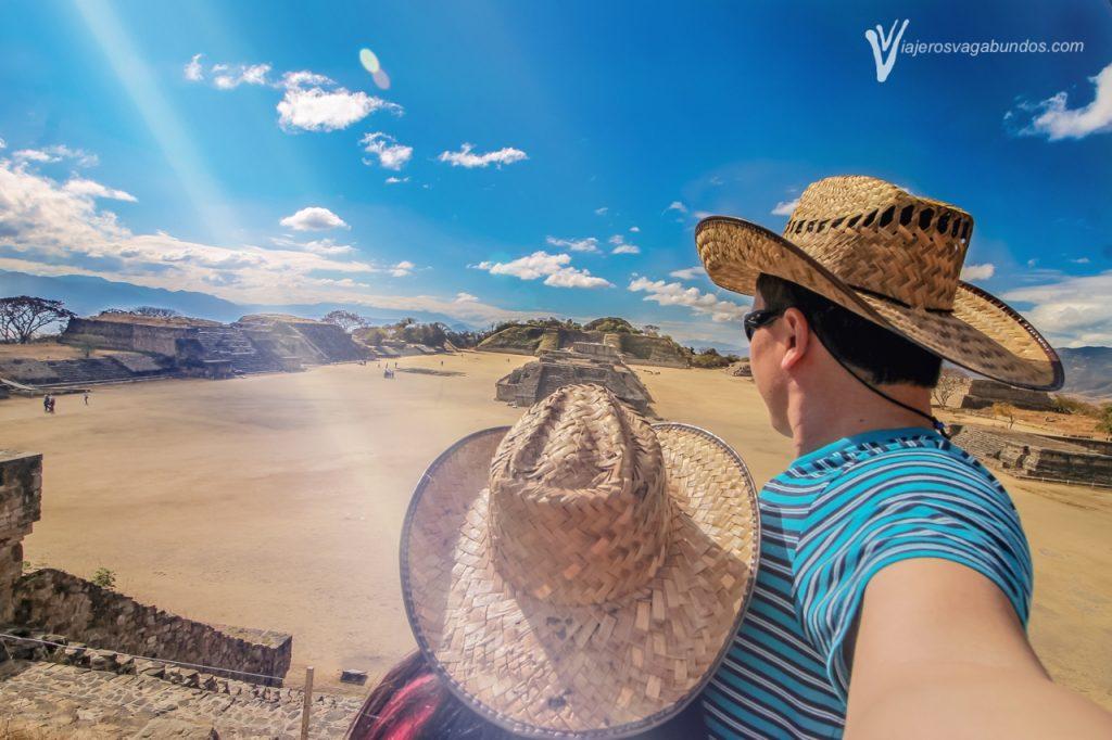 Monte Albán es de los lugares más turísticos de Oaxaca