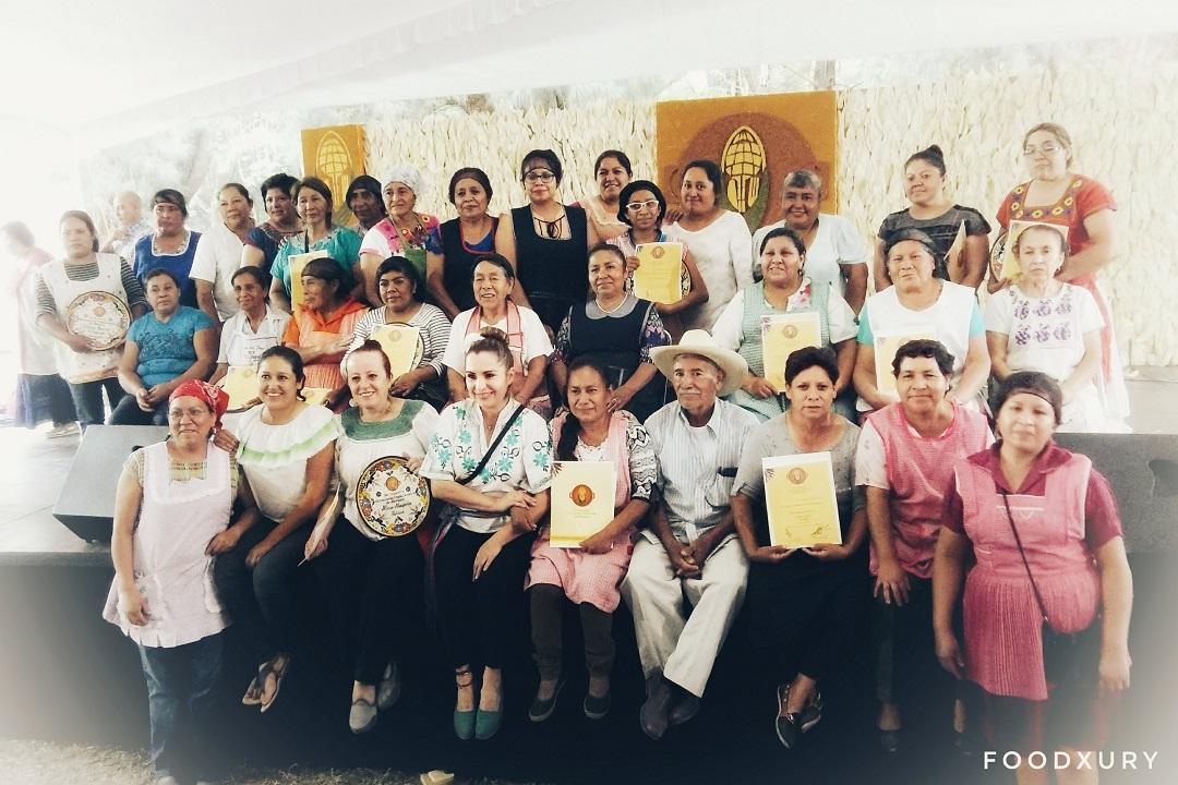 3er Encuentro de Cocineras Tradicionales en Tepoztlán Morelos
