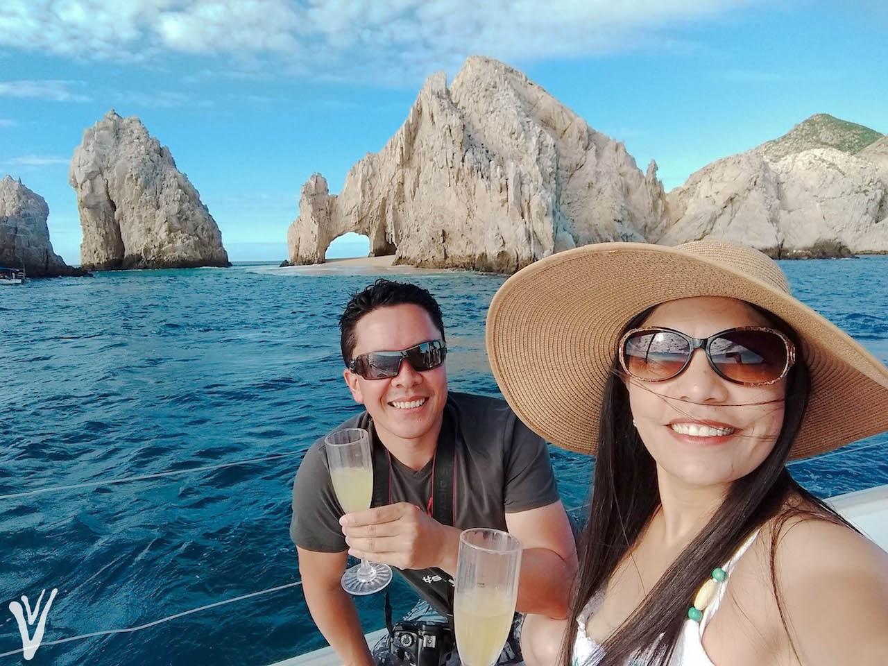 Conocimos el Famoso Arco y Nos Tomamos unos Días de Descanso en Los Cabos