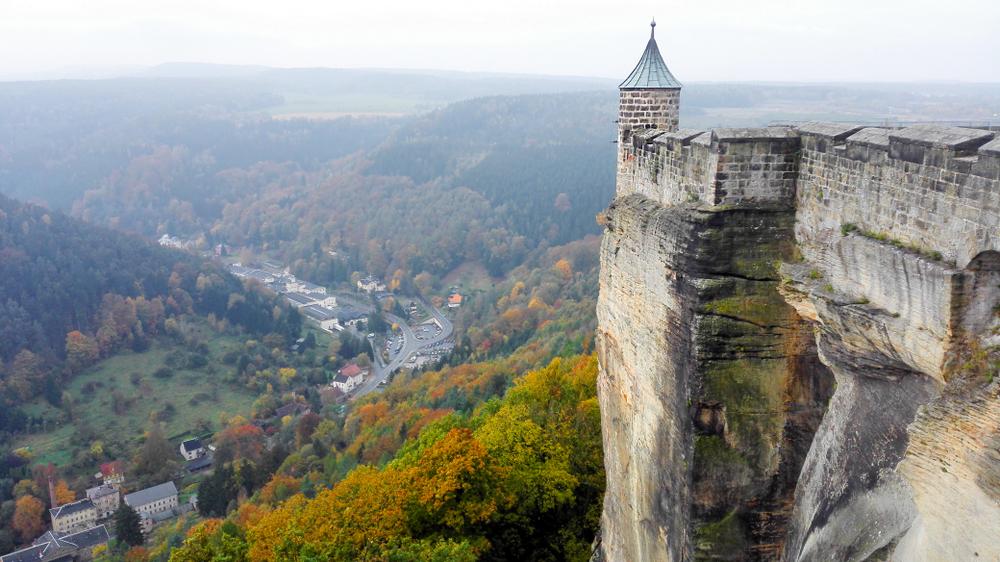 Descubre los colores del otoño en las montañas de RepúblicaCheca