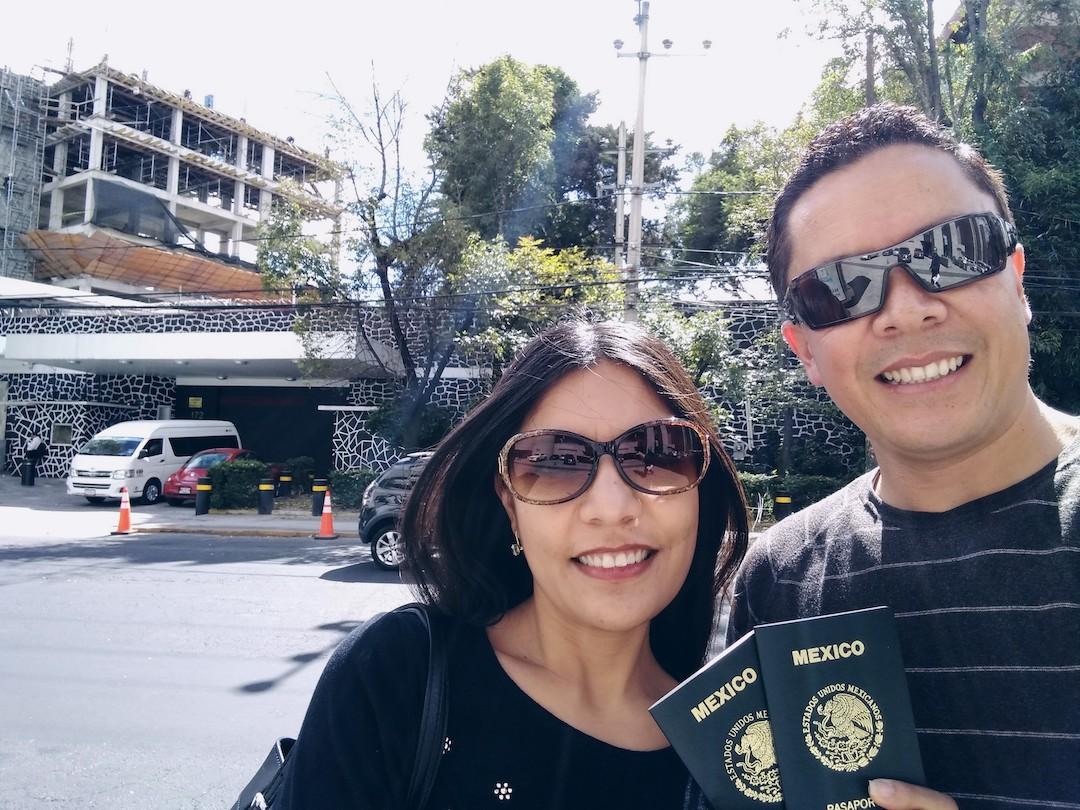 Sacar visa China en México