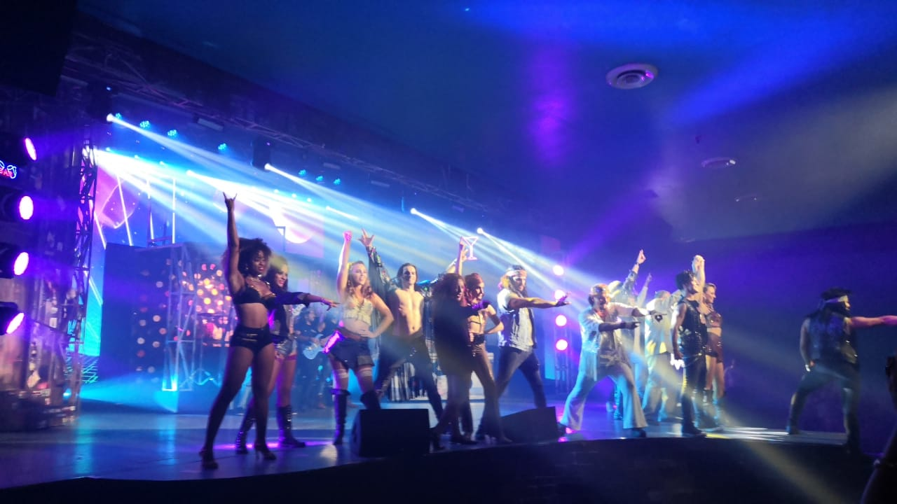 "Musical ""Rock of Ages"" y sus 300 historias"