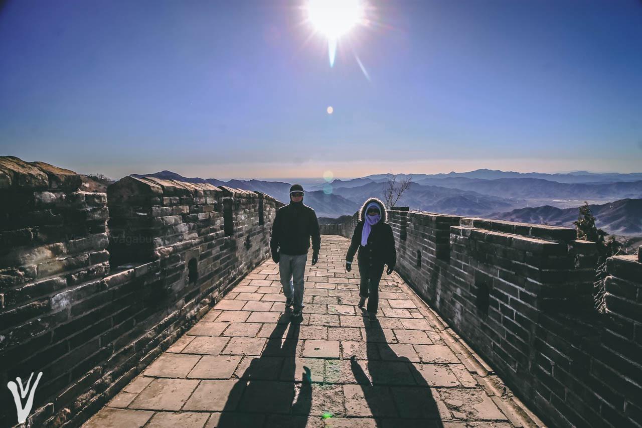 cómo ir a la Muralla China