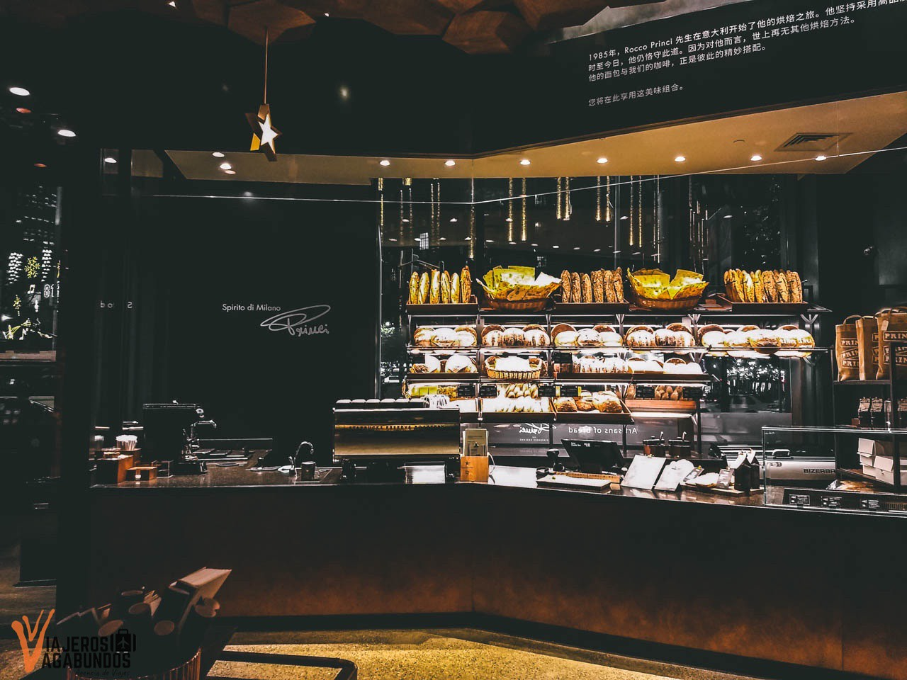 Starbucks más grande del mundo