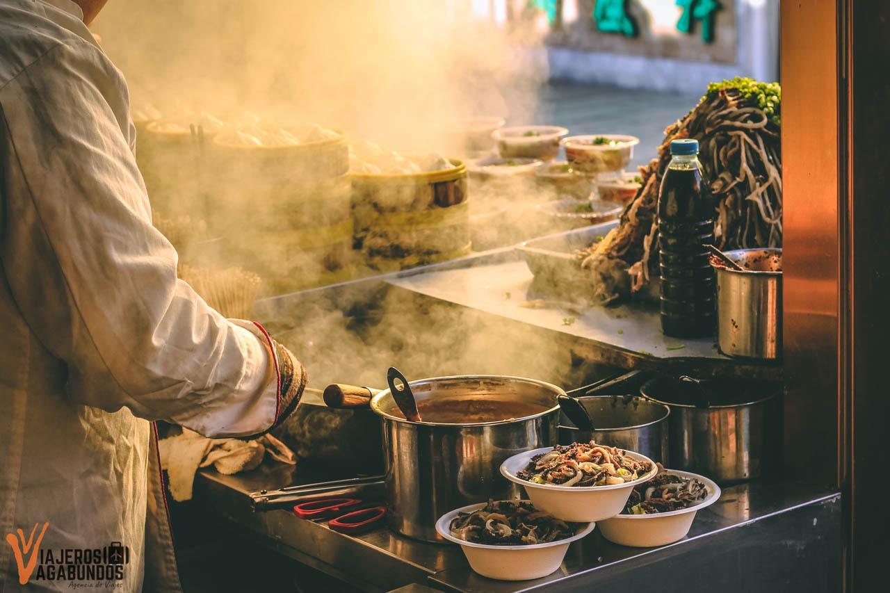 comidas exoticas de china