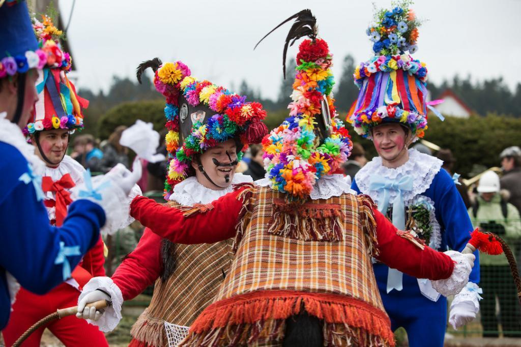 Carnavales en República Checa