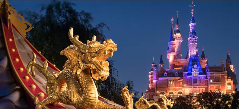 Cierre temporal de Disneyland Shanghai y Muralla China por coronavirus