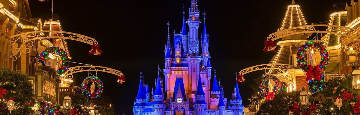 Ya se respira el ambiente navideño en Walt Disney World Resort
