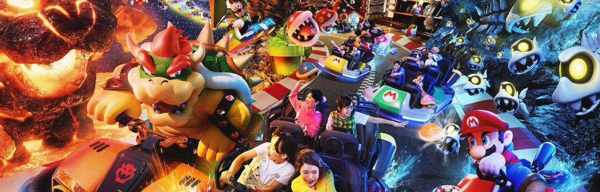 Super Nintendo World en Universal Studios Japan abrirá el 4 de Febrero de 2021