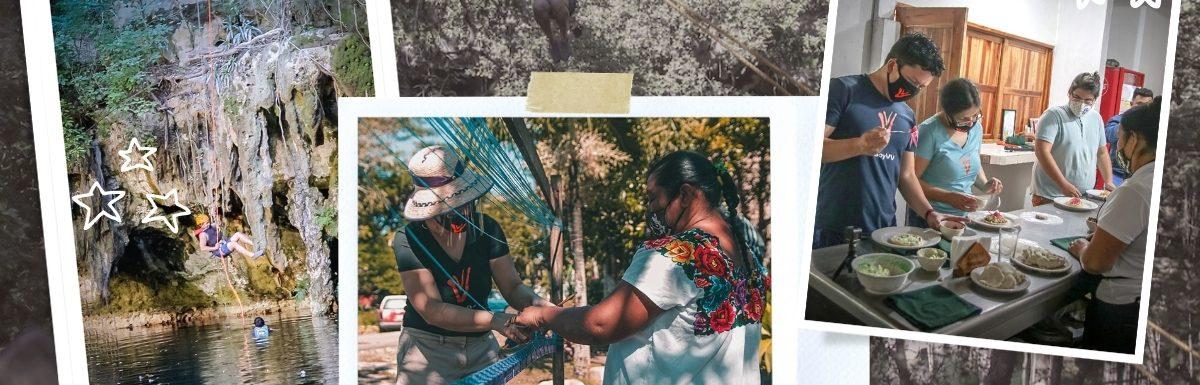 Cenotes y turismo comunitario: un viaje de experiencias completas por Yucatán