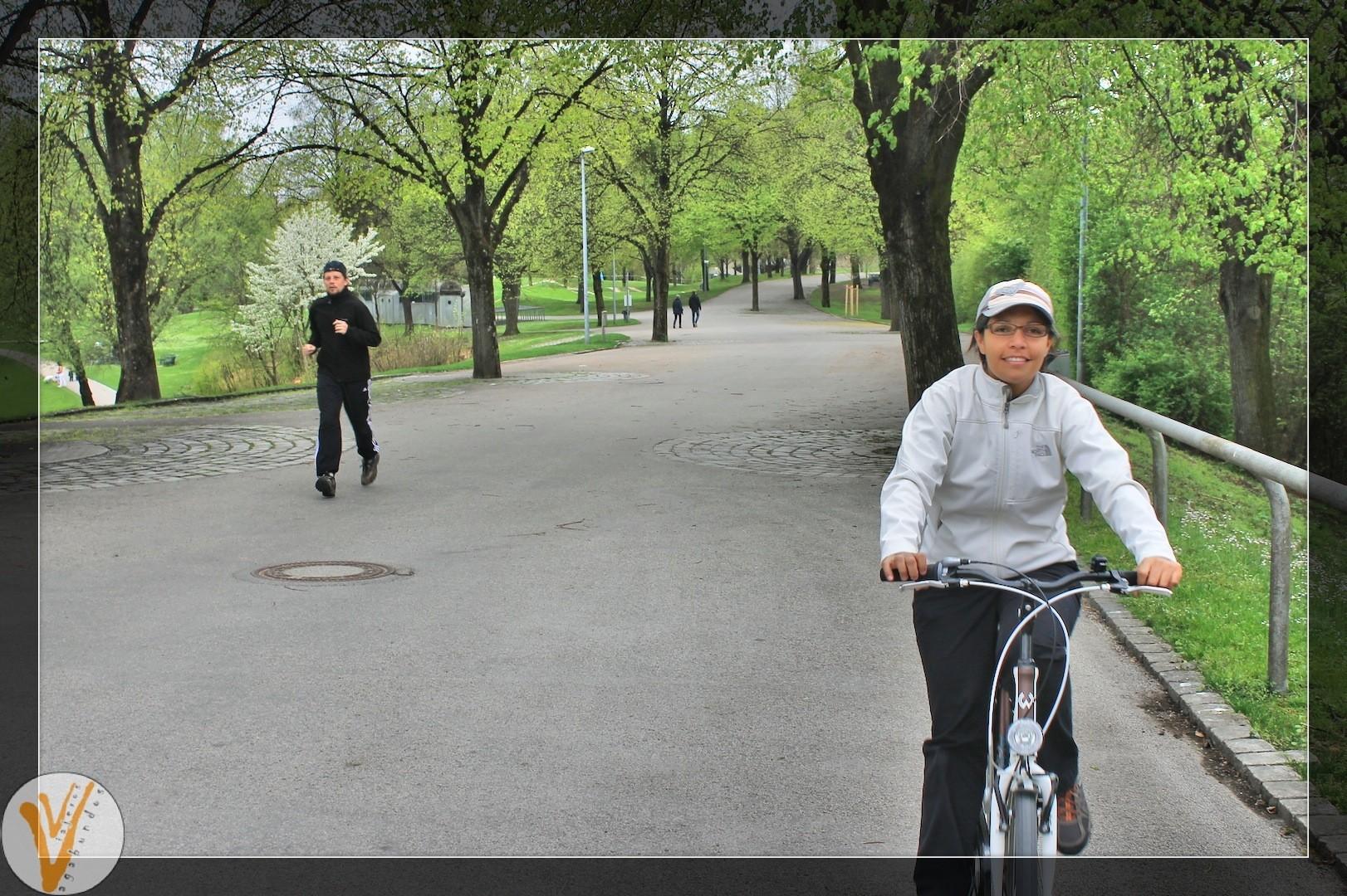 Alquiler y Recorrido en Bicicleta en Munich