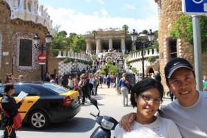 Parque Guell8